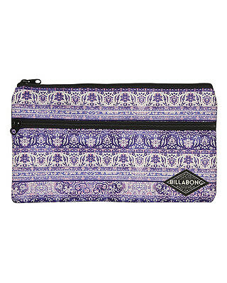 New Billabong Kids Girls Moonsister Pencil Case Polyester Gifts