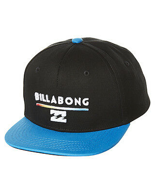 New Billabong Boys Tots Boys System Cap Cotton Children Toddlers Headwear Black