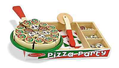 Melissa and Doug Pizza Party , New, Free Shipping