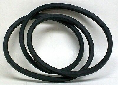 "2 New Gates Hi Power Ii B70 21/32"" W X 73"" Oc X 13/32"" Thick V80 V Belt Lz"
