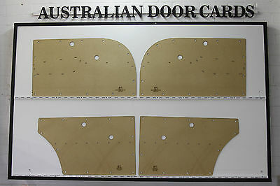 Holden EK Wagon & Sedan Door Cards / Trim Panels. Special & Standard Vehicles
