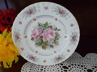Royal Albert Happy Birthday  Plate  Made In England