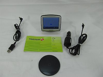 Tomtom One Portable Travel Gps With 12V Car Charger N14644 Usa Maps