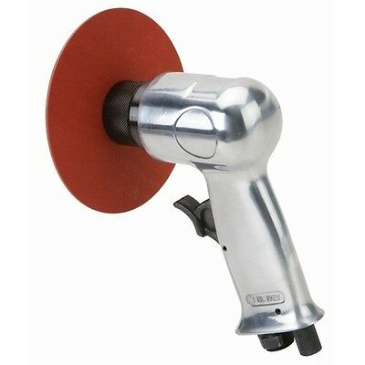 Small 5 in Air High Speed Grinder Sanding Sander Disc Paint Stock Removal Tool