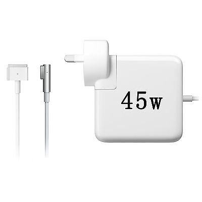 For Apple MacBook Air 45W MagSafe1 2 Power Adapter Charger A1369 A1436 A1465 AU