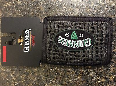Guinness Beer Wallet
