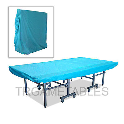 Table Tennis Ping Pong Table Cover for Folded / Unfolded Table Indoor Storage