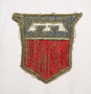 76th Infantry Division Greenback Patch WWII US Army P0947