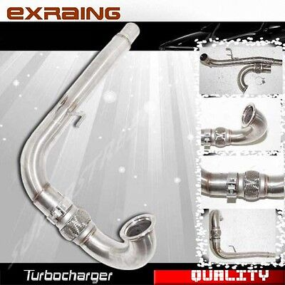 """Stainless Steel Downpipe fits  2012-2015 VW Golf GTi 2.0T MK7 3"""" Piping"""