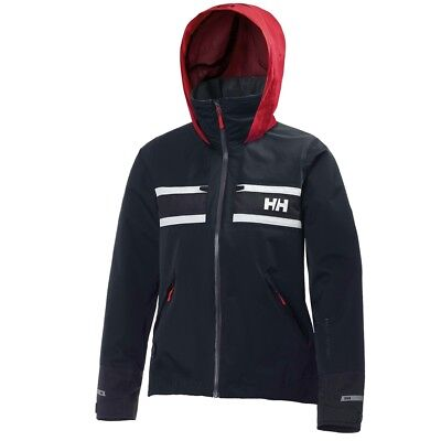 Helly Hansen Salt Jacket Woman Navy
