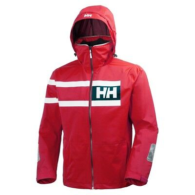 Helly Hansen Salt Power Jacket Red