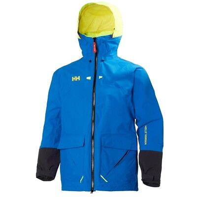 Helly Hansen Crew Coastal Jacket 2 Racer Blue