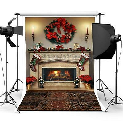 New Photography backdrop Photo studio background Christmas photoprop 7x5ft L107