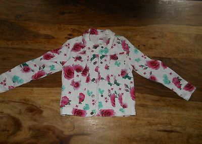 Girls Gorgeous Summer Jacket From Name It Age 3-4 Years