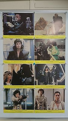 The Humanoid 1979 UK Lobby Card Front Of House Cards Set of 8 Rare