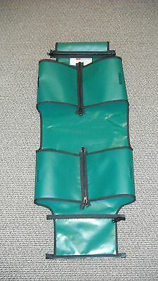 Ferno Stair Chair Replacement Vinyl Seat & Backrest Cover, Model 40, EMS EMT