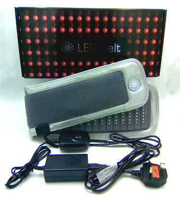 New SE LED Belt Near Infrared Red Light Therapy Healing Cosway DHL Express Ship