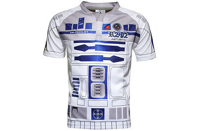 Olorun R2D2 Supporters Rugby Shirt S-7XL
