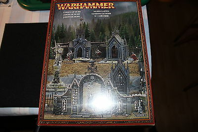Games Workshop Warhammer Fantasy Garden of Morr Scenery BNIB New Sealed Sigmar