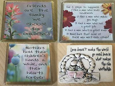 Fridge Magnet Quotations Funny Phrases & Wise Words