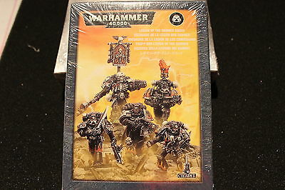 Games Workshop Warhammer 40K Space Marines Legion of the Damned Squad Metal New
