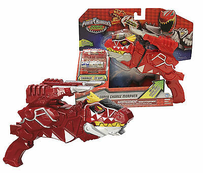 Power Rangers Dino Super Charge Deluxe Morpher