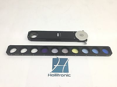 Zeiss 47 58 40-9902 Microscope Filter Assembly W/ 47 58 00-9902 Filter Tray