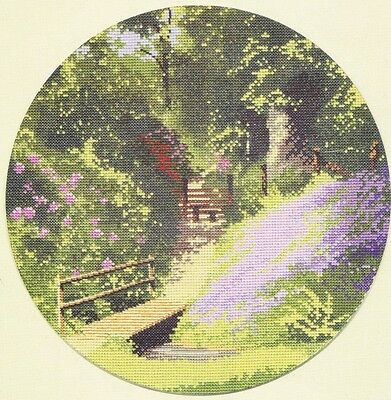 Heritage Stitchcraft - WOODLAND WALK -  by John Clayton, OOP, New, c1997