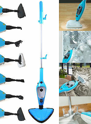 Steam Mop Window Steamer Floor Carpet Cleaner 10In1 Multi pad for home cleaning