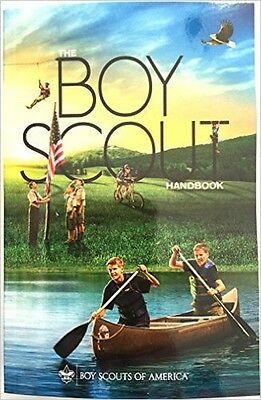 Boy Scout Handbook 13th Edition New 2016 Official