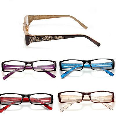 1.0-4.0 Reading Glasses Frame Carve Men And women Eye Care Durable Eyeglasses