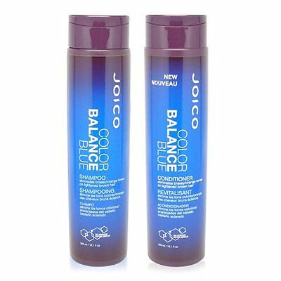 Joico Color Balance Blue Shampoo & Conditioner 10.1oz Duo