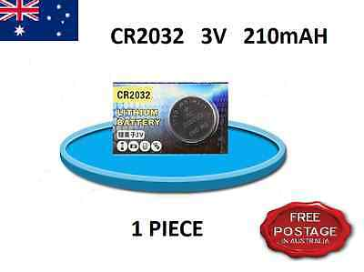 CR2032 3V LITHIUM Coin Button Cell Battery - AU & SA Seller - Fast Postage