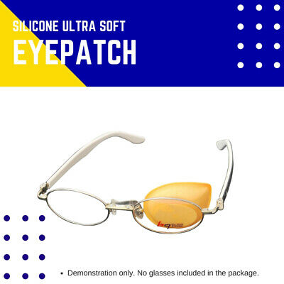 Eye Patch for Children Kids Lazy Eye Medical Orthoptic Amblyopia Occlusion New