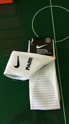 Calze Calcio Calzettoni Socks Psg Away 3Rd Bianchi Paris Saint Germain 2016/2017
