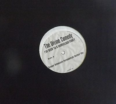 """The Divine Comedy I've Been To A Marvelous Party Double 12"""" Vinyl Promo"""