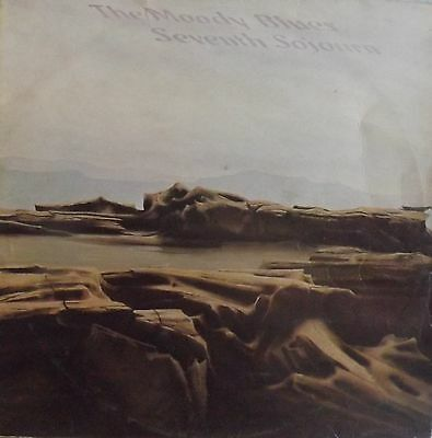 The Moody Blues Seventh Sojourn Vinyl Gatefold Lp 1972 Ths7