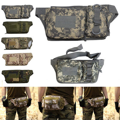 New Military Waist Pack BL026 Utility Running Hiking Phone Pouch Belt Bag