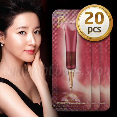 [The History Of Whoo] Intensive Wrinkle Concentrate  1ml X 20pcs