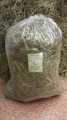 Fresh Meadow Hay Or Barley Straw Rabbit Guinea Pig Natural Food Bedding Freepost