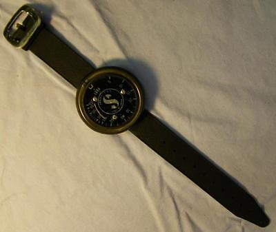 Vintage Scuba / Divers SOS Capillary Depth Gauge - Made in Italy