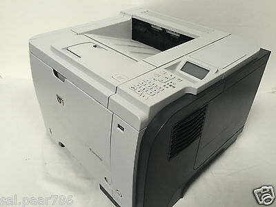 Hp Laserjet P3015 Series Printer No Toner Included   Page Count Above 50,000