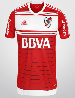 Great RIVER PLATE shirt 2016 Away *CLIMACOOL​* Adidas Brand New