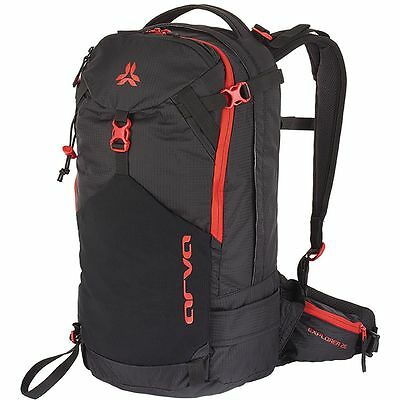 ARVA Explorer 26 Backpack - 1585cu in Black/Black One Size
