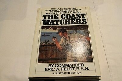 WW2 Australian The Coast Watchers Reference Book