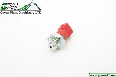 Transmission Oil Pressure Switch For Jcb - Red M12   Part No. 701/41600 *