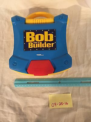 Hasbro Bob The Builder Laptop Computer 2001 Toy