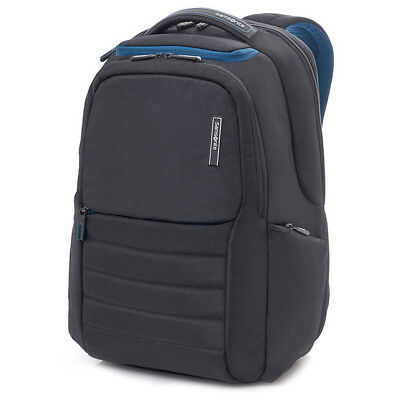 NEW Samsonite Garde Black/Ink Laptop Backpack I