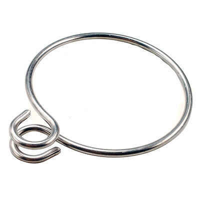 "Ironwood Pacific Anchor Retriever Ring 1/4"" Stainless Steel up to 80lbs >15ft"