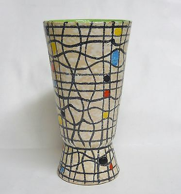 Mid century modernism periods styles antiques 16 681 for Mondrian vase